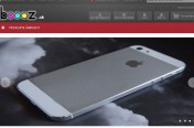 Magento webshop boooz.ch