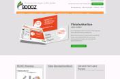 Magento webshop boooz