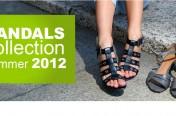 Banner sandals