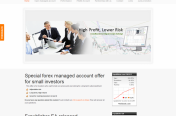 Wordpress site-Fxpublisher