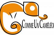 Logo-Comme un cameleo