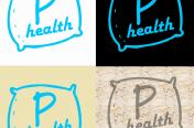 logo's voor een ergonomische kussen bedrijf  V2